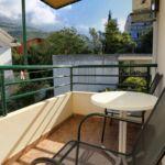 Apartament cu aer conditionat cu balcon cu 1 camera pentru 2 pers. AS-2605-c