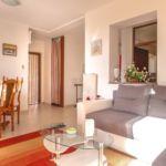 Apartament 5-osobowy z klimatyzacją z widokiem na morze z 2 pomieszczeniami sypialnianymi A-5362-b
