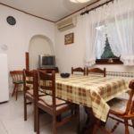 Apartament 8-osobowy z klimatyzacją z widokiem na morze z 3 pomieszczeniami sypialnianymi A-7746-a
