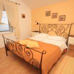 Pokoj s klimatizací s manželskou postelí s výhledem na moře S-2452-c