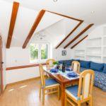 Apartament 4-osobowy z klimatyzacją z 1 pomieszczeniem sypialnianym A-5656-a