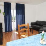 Apartament 4-osobowy z klimatyzacją z widokiem na morze z 1 pomieszczeniem sypialnianym A-9349-b