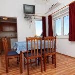 Apartament 5-osobowy z klimatyzacją z widokiem na morze z 2 pomieszczeniami sypialnianymi A-9349-c