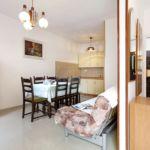 Apartament cu aer conditionat cu vedere spre mare cu 2 camere pentru 5 pers. A-7622-a