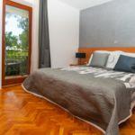 Apartament cu aer conditionat cu vedere spre mare cu 1 camera pentru 2 pers. AS-3444-b