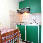 Apartament cu aer conditionat cu vedere spre mare cu 1 camera pentru 2 pers. AS-4360-a