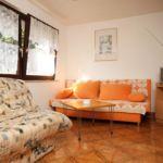 Apartament cu aer conditionat cu terasa cu 1 camera pentru 4 pers. A-3360-b