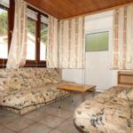 Apartament cu aer conditionat cu terasa cu 2 camere pentru 6 pers. A-3360-e