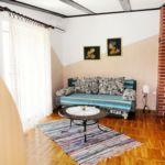 Apartament cu aer conditionat cu vedere spre mare cu 2 camere pentru 5 pers. A-5418-b