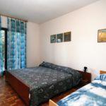 Apartament cu aer conditionat cu balcon cu 1 camera pentru 3 pers. A-5556-c