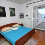 Pogled na more Klimatizirano apartman za 5 osoba(e) sa 2 spavaće(om) sobe(om) A-6335-b