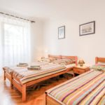 Apartament cu aer conditionat cu terasa cu 2 camere pentru 5 pers. A-7207-a
