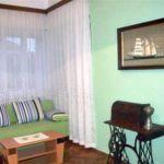 Apartament cu aer conditionat cu vedere spre mare cu 2 camere pentru 5 pers. A-251-b