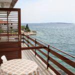 Apartament 2-osobowy z balkonem z widokiem na morze z 1 pomieszczeniem sypialnianym AS-4101-b