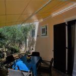 Apartament cu aer conditionat cu terasa cu 1 camera pentru 3 pers. AS-8241-b