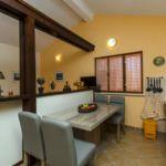 Apartament cu aer conditionat cu vedere spre mare cu 1 camera pentru 3 pers. AS-4864-a