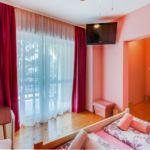 Légkondicionált teraszos franciaágyas szoba S-3445-i
