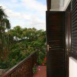 Tengerre néző erkélyes franciaágyas szoba S-2350-a