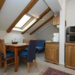 Apartament cu aer conditionat cu terasa cu 1 camera pentru 5 pers. A-5205-a