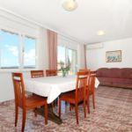 Apartament cu aer conditionat cu vedere spre mare cu 2 camere pentru 6 pers. A-4759-a