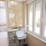 Apartament 2-osobowy z klimatyzacją z tarasem z 1 pomieszczeniem sypialnianym A-5113-b