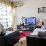 Tengerre néző légkondicionált 2 fős apartman 1 hálótérrel A-8945-a