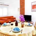 Apartament cu aer conditionat cu vedere spre mare cu 2 camere pentru 7 pers. A-1004-c