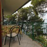 Apartament cu aer conditionat cu vedere spre mare cu 1 camera pentru 3 pers. AS-2713-a