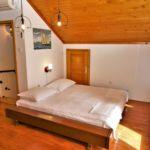 Apartament 4-osobowy z klimatyzacją z widokiem na morze z 2 pomieszczeniami sypialnianymi A-5481-d
