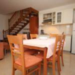 Klimatizirano Sa terasom apartman za 6 osoba(e) sa 2 spavaće(om) sobe(om) A-3402-d