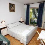 Pokoj s klimatizací s balkónem s manželskou postelí S-7170-c