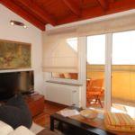 Apartament cu aer conditionat cu vedere spre mare cu 2 camere pentru 4 pers. A-7793-b