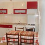 Apartament 4-osobowy z klimatyzacją z balkonem z 1 pomieszczeniem sypialnianym A-4881-b