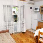 Apartament cu aer conditionat cu vedere spre mare cu 1 camera pentru 4 pers. A-4116-b