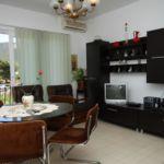 Apartament cu aer conditionat cu vedere spre mare cu 2 camere pentru 5 pers. A-6437-a