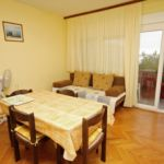 Sea View 1-Room Air Conditioned Apartment for 4 Persons A-5813-a