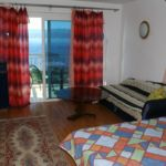 Apartament cu aer conditionat cu vedere spre mare cu 1 camera pentru 5 pers. A-2797-d
