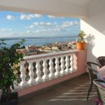 Sea View 3-Room Air Conditioned Apartment for 6 Persons