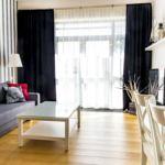 Apartament 2-osobowy Studio z tarasem z 1 pomieszczeniem sypialnianym