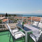 Balkonos Family 6 fős apartman 3 hálótérrel (pótágyazható)