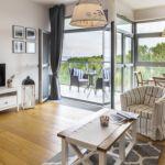 Apartament 5-osobowy Deluxe z widokiem na morze z 2 pomieszczeniami sypialnianymi
