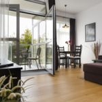 Apartament 4-osobowy Deluxe z widokiem na morze z 2 pomieszczeniami sypialnianymi