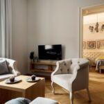 Apartament 3-osobowy Superior Przyjazny podróżom rodzinnym z 2 pomieszczeniami sypialnianymi