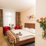 Apartament 2-osobowy Standard z własną kuchnią z 1 pomieszczeniem sypialnianym