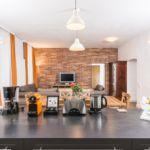 Apartament 8-osobowy Family z dostępem do ogrodu z 2 pomieszczeniami sypialnianymi