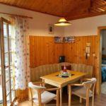 Dom wypoczynkowy 3-osobowy Family z własną kuchnią (możliwa dostawka)