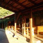 Földszintes földszinti 3 fős bungalow