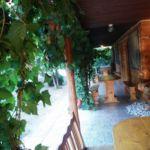 Fürdőszobás teraszos 5 fős bungalow