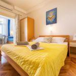 Apartman s klimatizací pro 3 os. s 1 ložnicí v přízemí