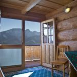 Mountain View Panoramic Chalet for 8 Persons (extra bed available)